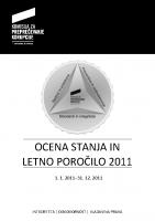 Letno poročilo KPK 2011