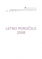 Porocilo za delo v 2008