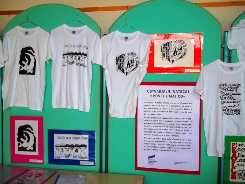 Javna šolska prireditev z razstavo ustvarjalnega natečaja na OŠ Kapela1