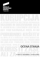 Ocena stanja 2015