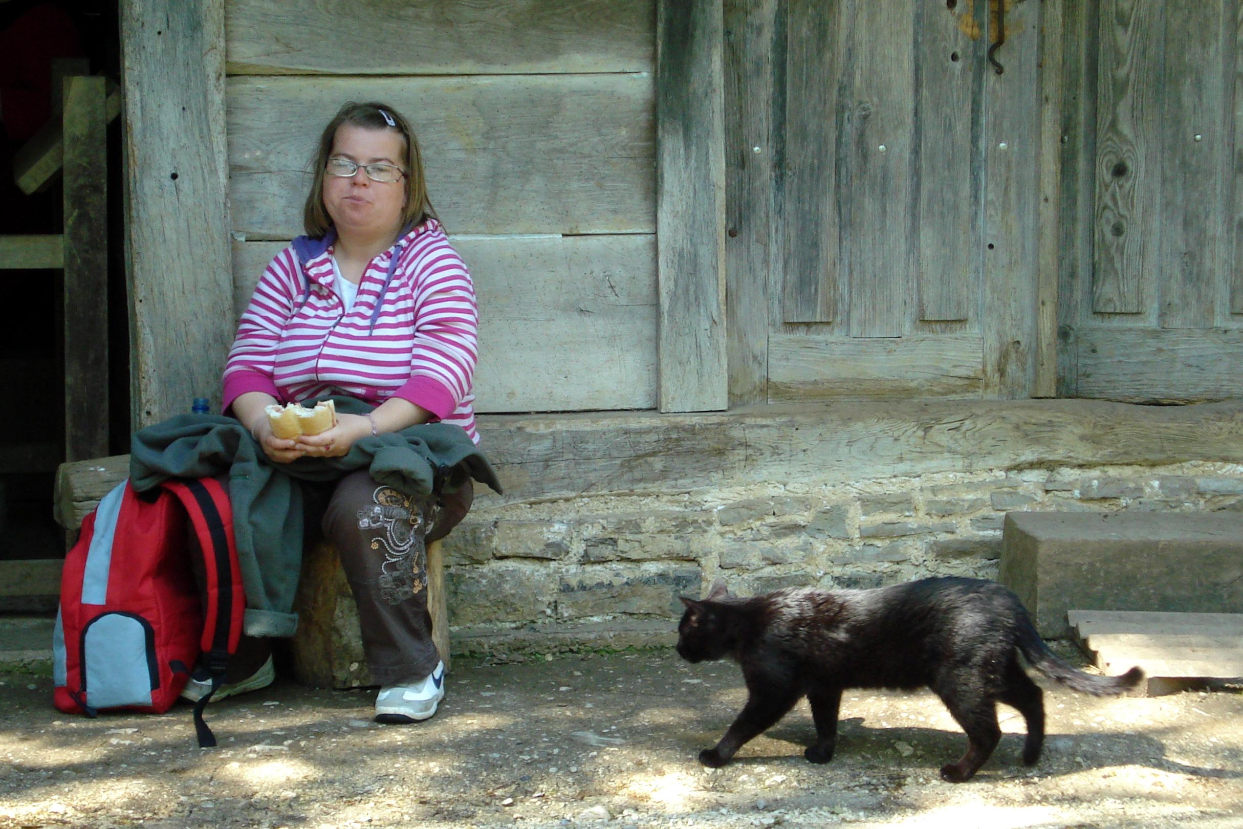 Barbara Matakovič-Črna mačka