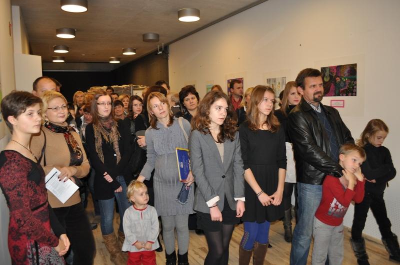 Otvoritev razstave Ustvarjalnega natečaja za OŠ – 15.12.2011 (4)