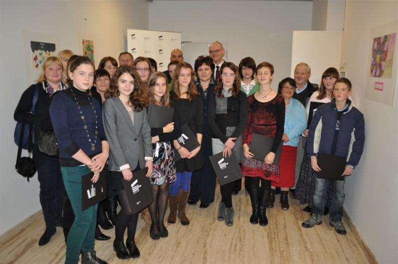 Otvoritev razstave Ustvarjalnega natečaja za OŠ – 15.12.2011 (8)
