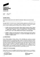 Obdobno poročilo o izvedenih postopkih ugotavljanja nasprotja interesov apr–jun 2013