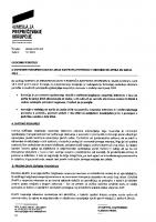 Obdobno poročilo o izvedenih postopkih ugotavljanja nasprotja interesov apr–jun 2014