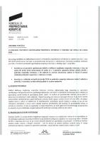 Obdobno poročilo o izvedenih postopkih ugotavljanja nasprotja interesov apr-jun 2016