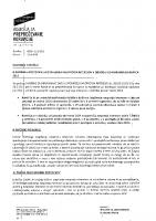 Obdobno poročilo o izvedenih postopkih ugotavljanja nasprotja interesov jan–mar 2014