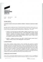 Obdobno poročilo o izvedenih postopkih ugotavljanja nasprotja interesov jan-mar 2015