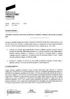 Obdobno poročilo o izvedenih postopkih ugotavljanja nasprotja interesov jan-mar 2016