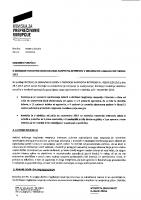 Obdobno poročilo o izvedenih postopkih ugotavljanja nasprotja interesov jul–sept 2013