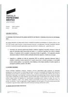 Obdobno poročilo o izvedenih postopkih ugotavljanja nasprotja interesov jul–sept 2014