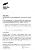 Obdobno poročilo o izvedenih postopkih ugotavljanja nasprotja interesov jul–sept 2015