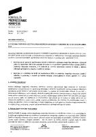 Obdobno poročilo o izvedenih postopkih ugotavljanja nasprotja interesov jul-sep 2016
