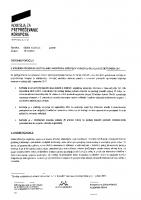 Obdobno poročilo o izvedenih postopkih ugotavljanja nasprotja interesov jul-sep 2017