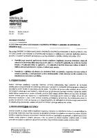 Obdobno poročilo o izvedenih postopkih ugotavljanja nasprotja interesov okt–dec 2013