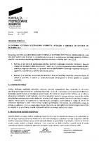 Obdobno poročilo o izvedenih postopkih ugotavljanja nasprotja interesov okt-dec 2016