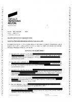 Ugotovitve o konkretnem primeru