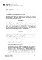Načelno mnenje glede nezakonitega ravnanja naročnika v fazi pogajanj