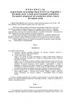 Konvencija pripravljena na podlagi člena K.3.(2) (c) Pogodbe o Evropski uniji, o boju proti korupciji uradnikov Evropskih skupnosti ali uradnikov držav članic Evropske unije