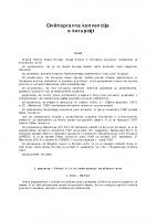 Civilnopravna konvencija o korupciji