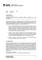 Obdobno poročilo o izvedenih postopkih ugotavljanja nasprotja interesov jul-sep 2018