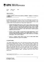 Obdobno poročilo o izvedenih postopkih ugotavljanja nasprotja interesov okt-dec 2018