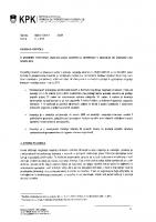 Obdobno poročilo o izvedenih postopkih ugotavljanja nasprotja interesov jan-mar 2019