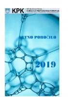 Letno poročilo 2019